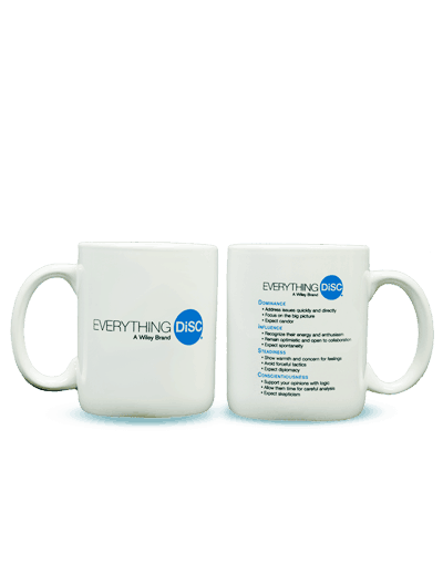 Everything DiSC Mugs