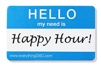 EverythingDiSC-HAPPY-HOUR Name Tag