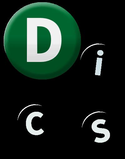 DiSC Button D