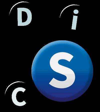 DiSC Button S