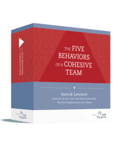 The Five Behaviors™ Powered by All Types™