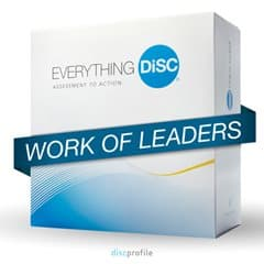 Everything DiSC Work of Leaders Kit