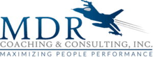 MDR Coaching & Consulting, Inc - Maximizing People Performance logo