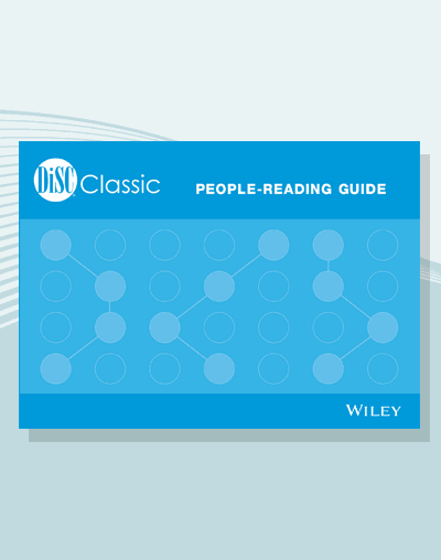 DiSC Classic People Reading Guide