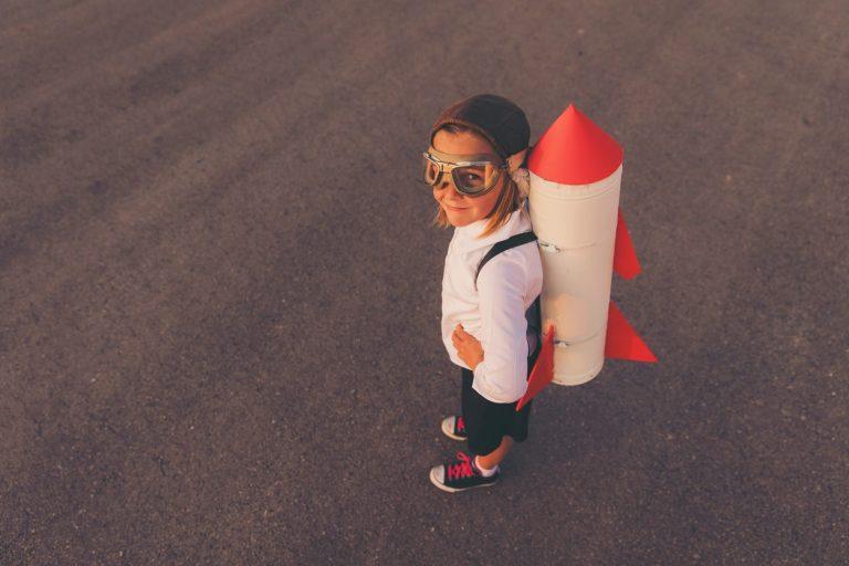 Leadership Development Resolutions: Build Your Own Rocket